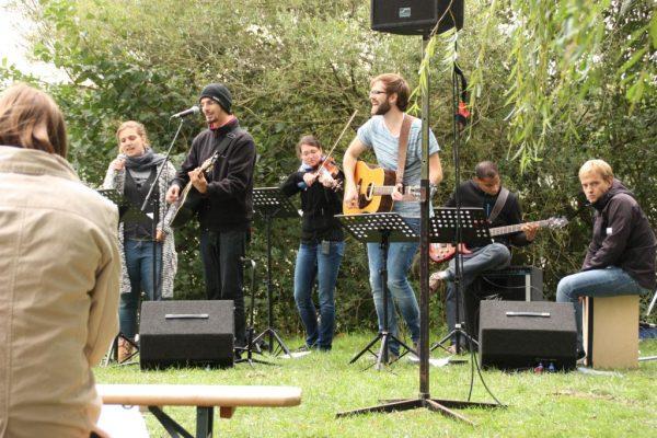 Open air Musik
